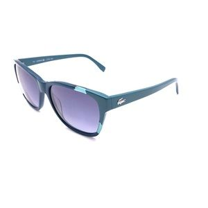 Lacoste sunglasses (teal)